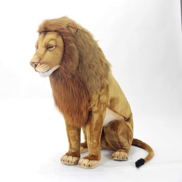 汉萨我们狮子 110 h 110 厘米 4734 可爱和现实!