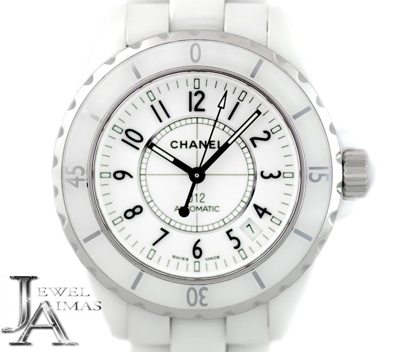 dd2a1a4c3b57 CHANEL | シャネル J12 H0970 38mm セラミック ホワイト | 白 文字盤 自動巻き オートマ 200m防水 メンズ | 腕時計