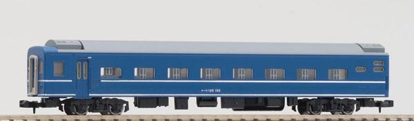 http://jnrb.e23.cn/jinrb/20161208/34fde0f2c2620b7bf0f74a2e1182ca74.jpg_9523 国鉄客车 オハネフ25 100形(银帯)(9523 jnr passenger car oha
