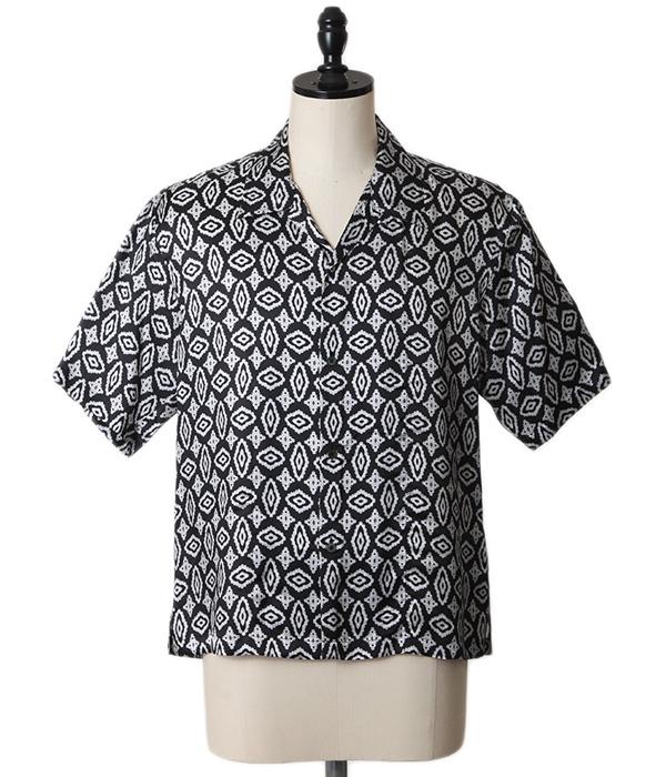 a2e91e30da87 Maison Margiela / メゾン マルジェラ : 【メンズ】Open Collar Shirt ...
