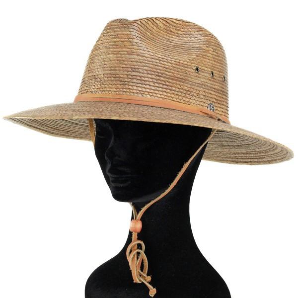 斯坦棕榈斯泰森乡村茶布朗 (绅士帽边宽帽子草帽帽帽子春夏季秸秆帽)