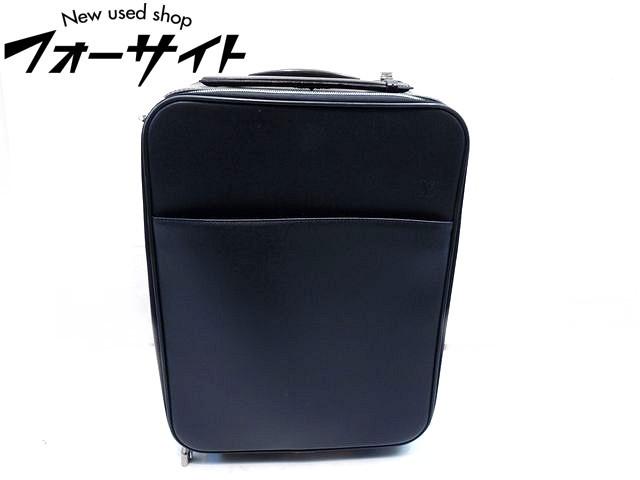 289e438fdee2 Louis Vuitton ヴィトン□M23302 ペガス45 タイガ アルドワーズ ブラック キャリーケース 旅行鞄□31C