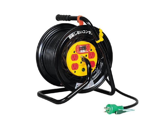 電工ドラム [電動工具 電工ドラム コード] 日動工業 DY-20 15A×20m