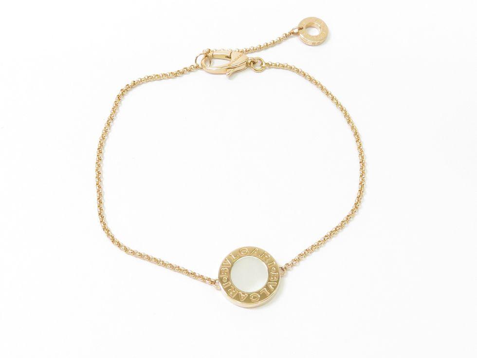 Anklet XL Bracelet Real 18k Yellow Gold G//F Solid Dangly Link Design 22-25cm