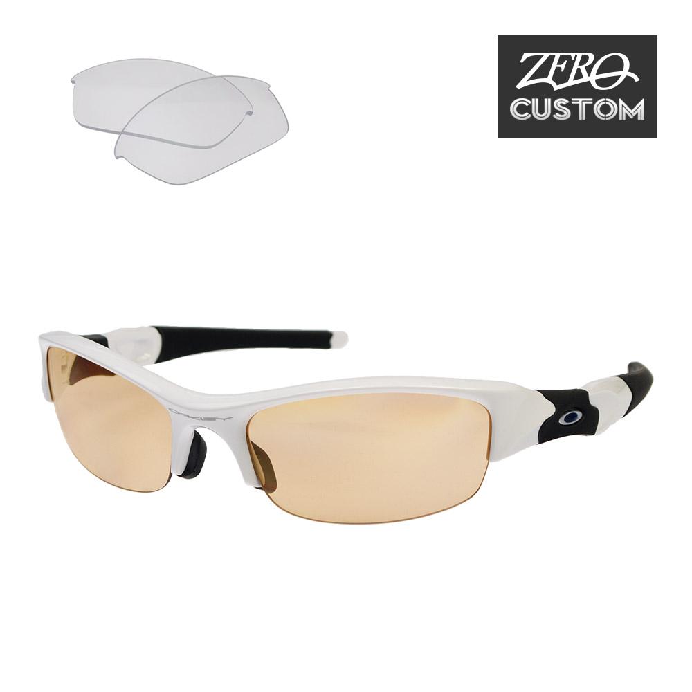 d26057657118 ブランドフレーム:OAKLEY / オークリーレンズ、ソック:ZERO / ゼロカテゴリースポーツ サングラス型番ozcs-fj005モデルFLAK  JACKET / フラックジャケット ...