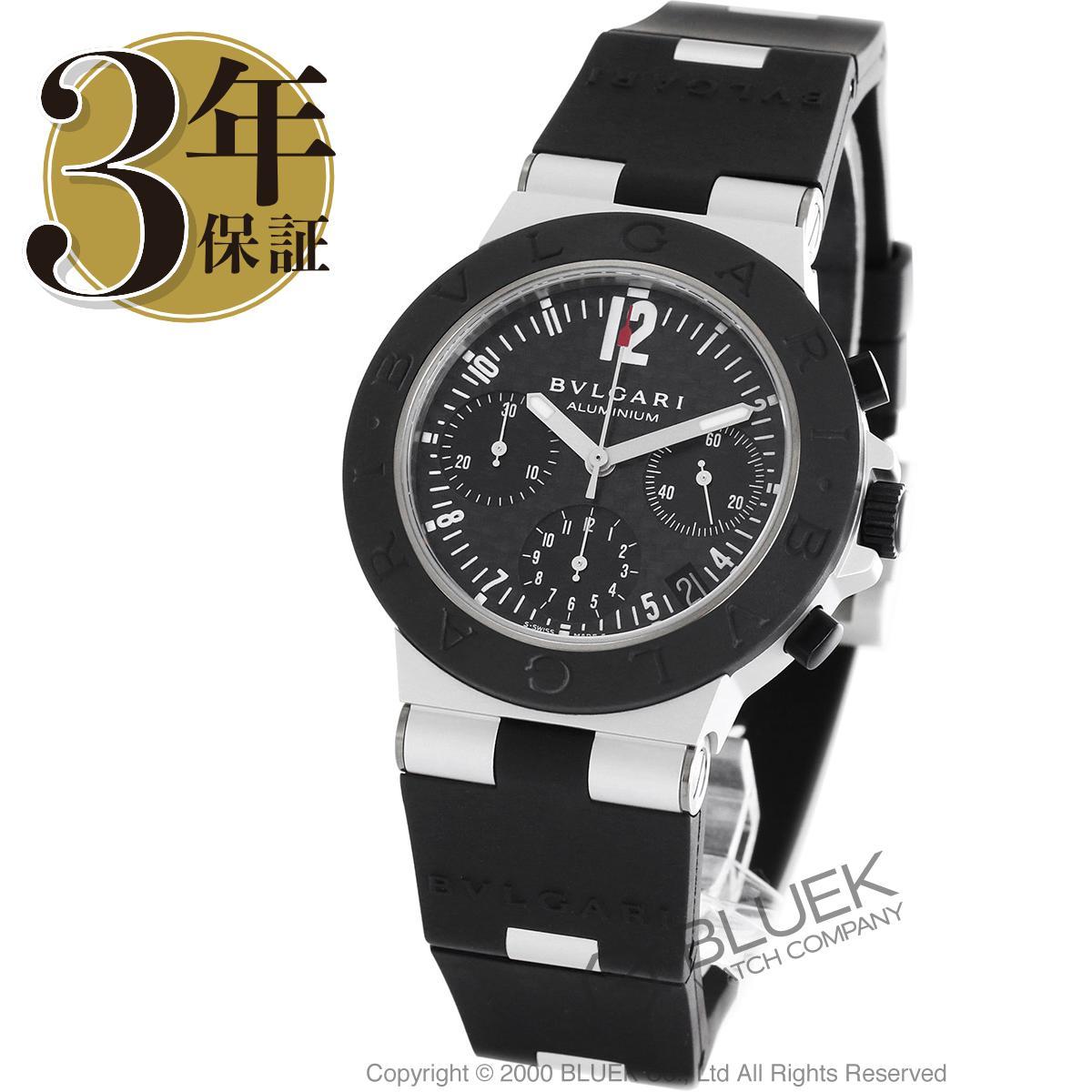 92ac50aa06c6 ブルガリ ディアゴノ アルミニウム クロノグラフ 腕時計 メンズ BVLGARI AC38BTAVD_8 [送料無料][対応][ブルガリ ][AC38BTAVD][BVLGARI][時計][新品]