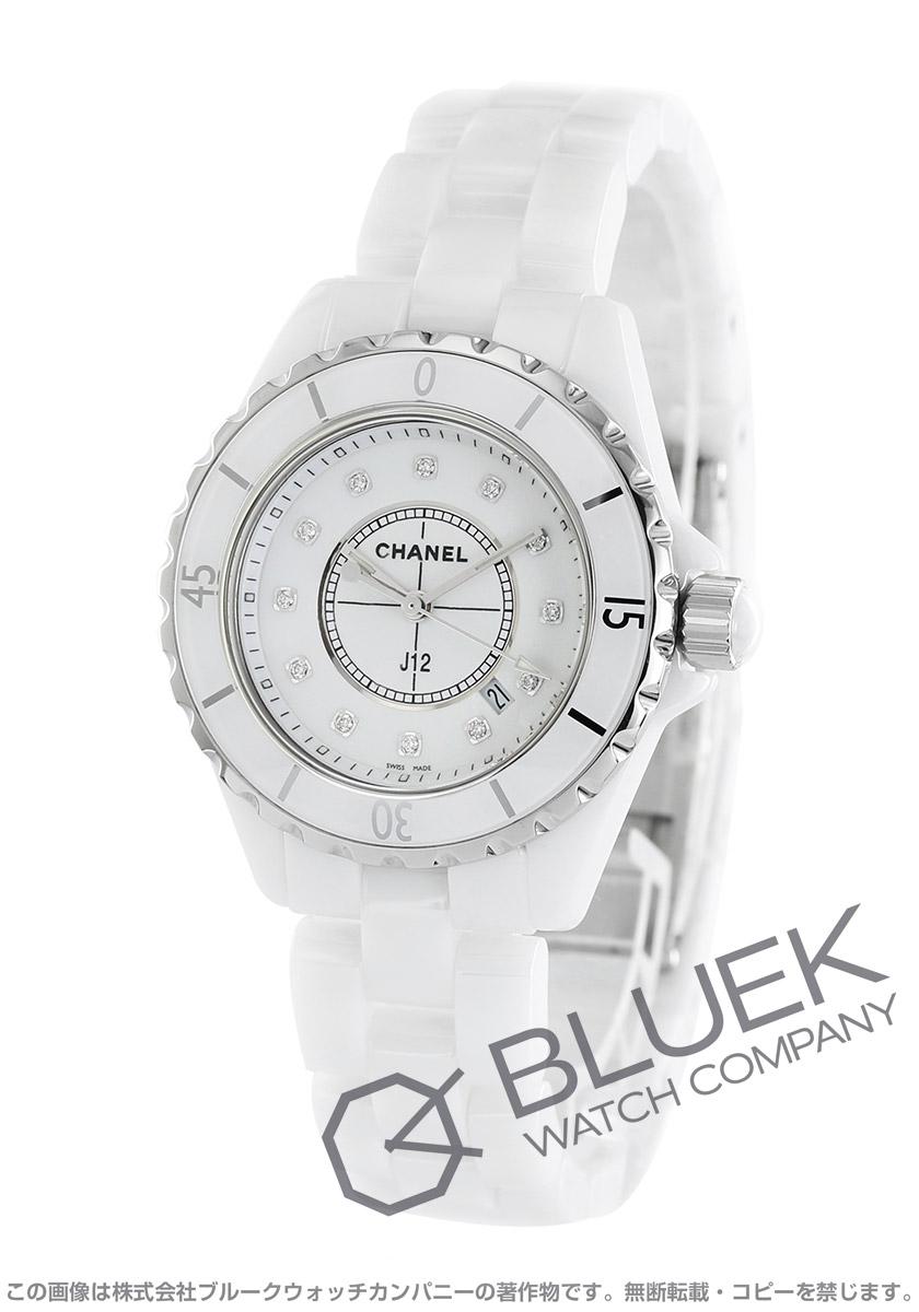 85c062c6bb51 シャネル J12 ダイヤ 腕時計 レディース CHANEL H1628 [送料無料][シャネル][H1628][CHANEL][時計][新品]
