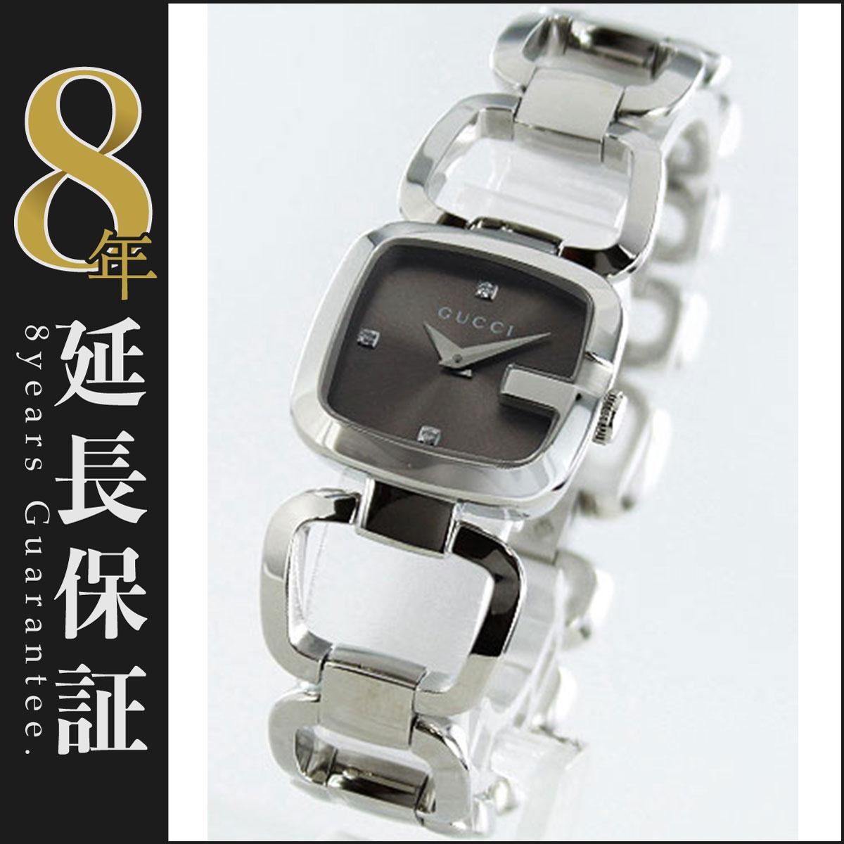 20b4b7cf5b52 グッチ GUCCI 腕時計 Gグッチ ダイヤ レディース YA125503_8 [送料無料][グッチ][YA125503][GUCCI][時計][新品]