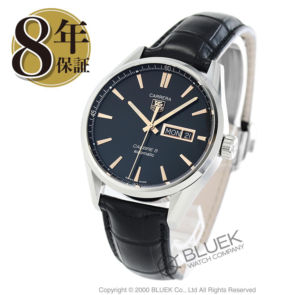 new styles c4895 e107f タグホイヤー カレラ アリゲーターレザー 腕時計 メンズ TAG ...