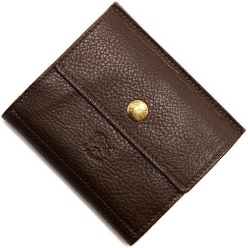 88ef4f6e447c ... マイケルコース | アマソナ | ボッテガ | 二つ折り財布 | 長財布 | イルビゾンテ 二つ折り財布 財布 メンズ レディース  モカブラウン C0910 P 455 IL BISONTE