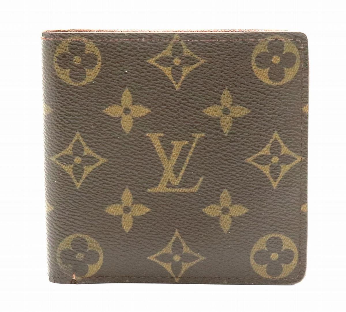 fd2d69217767 ... ブルーミン   blumin   セール   フランクミュラー   財布   LOUIS VUITTON ルイ ヴィトン モノグラム ポルト  ビエ カルト クレディ モネ 2つ折財布 M61665   k