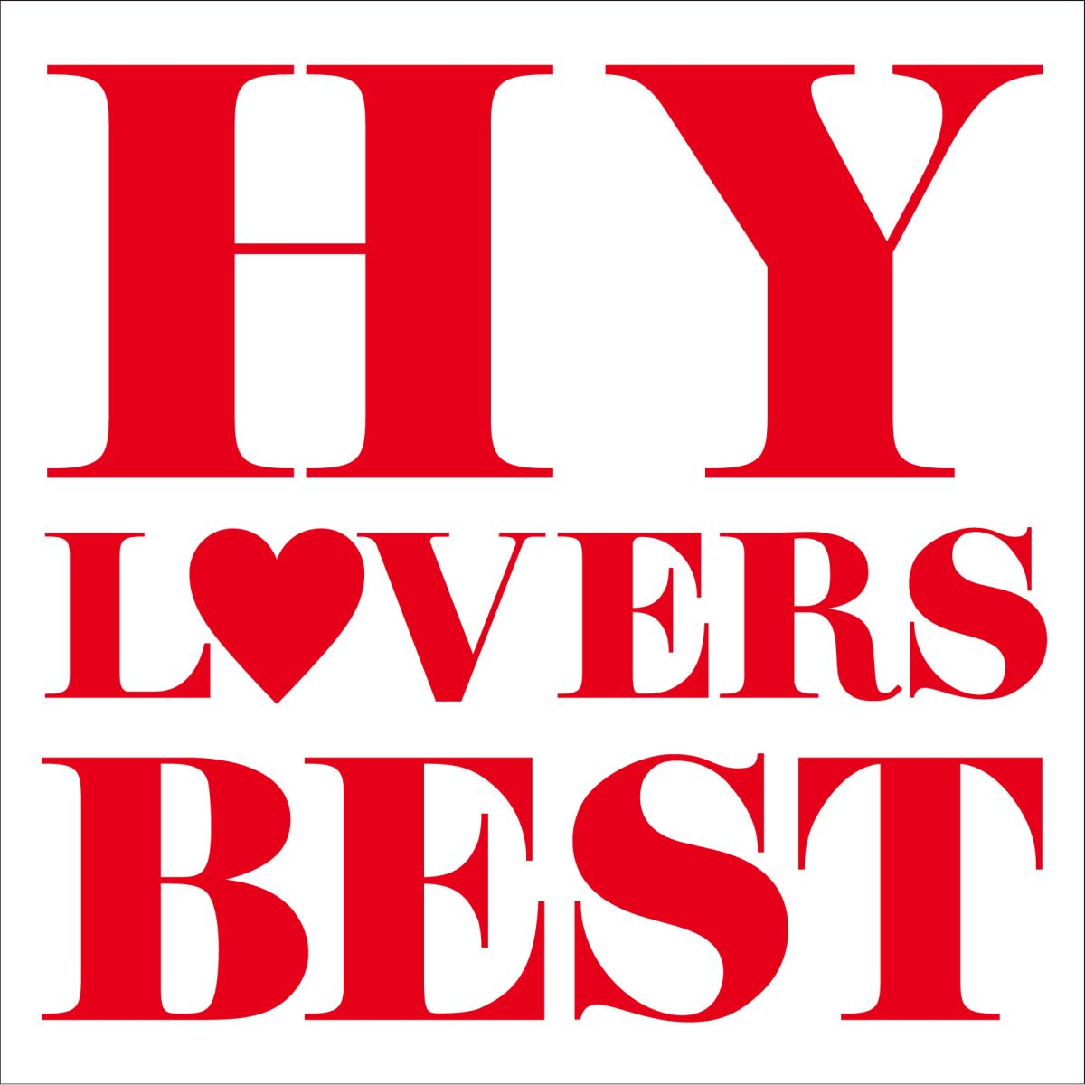 The Best Image Imagefree Co: 楽天ブックス: HY LOVERS BEST
