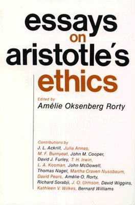 rorty essays on aristotle ethics