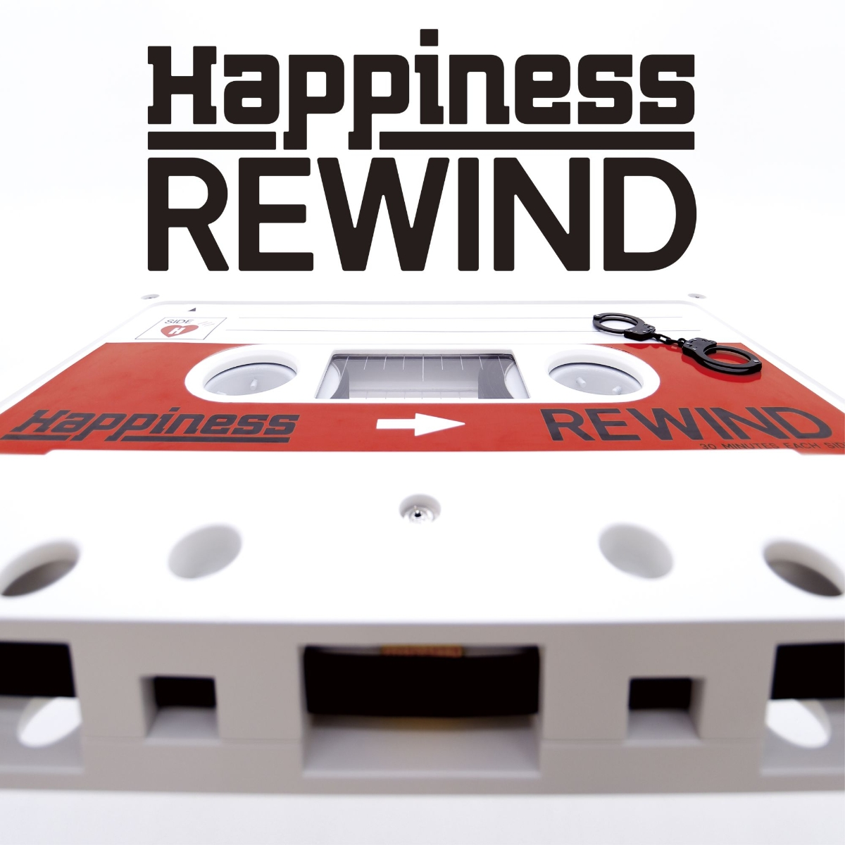 REWIND(CD+DVD)[Happiness]