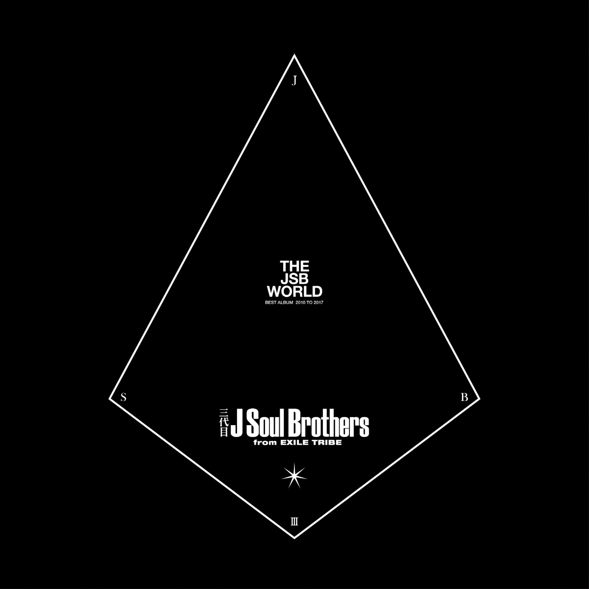 THEJSBWORLD(3CD)[三代目JSoulBrothersfromEXILETRIBE]