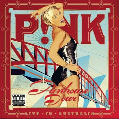 【輸入盤】FunhouseTourEdition(+dvd)[P!nk]