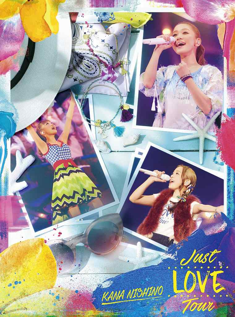 "Kana Nishino >> Album ""LOVE it"" - Página 2 4547366295887"