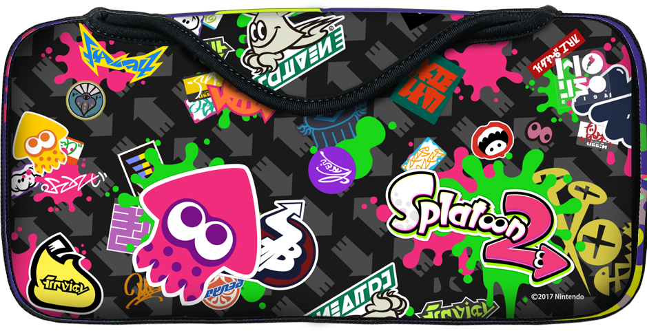 QUICKPOUCHCOLLECTIONforNintendoSwitch(Splatoon2Type-B)