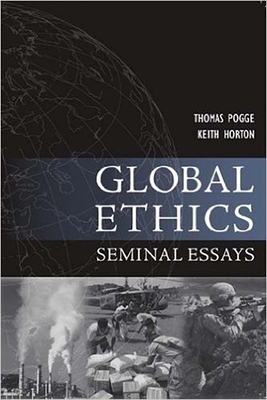 pogge global ethics seminal essays Booktopia has global ethics, seminal essays by thomas pogge buy a discounted paperback of global ethics online from australia's leading online bookstore.