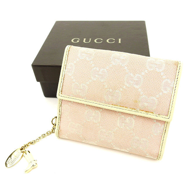 finest selection a109a c86ea 中古 コーチ】 グッチ Gucci Wホック財布 ルイヴィトン 二 ...
