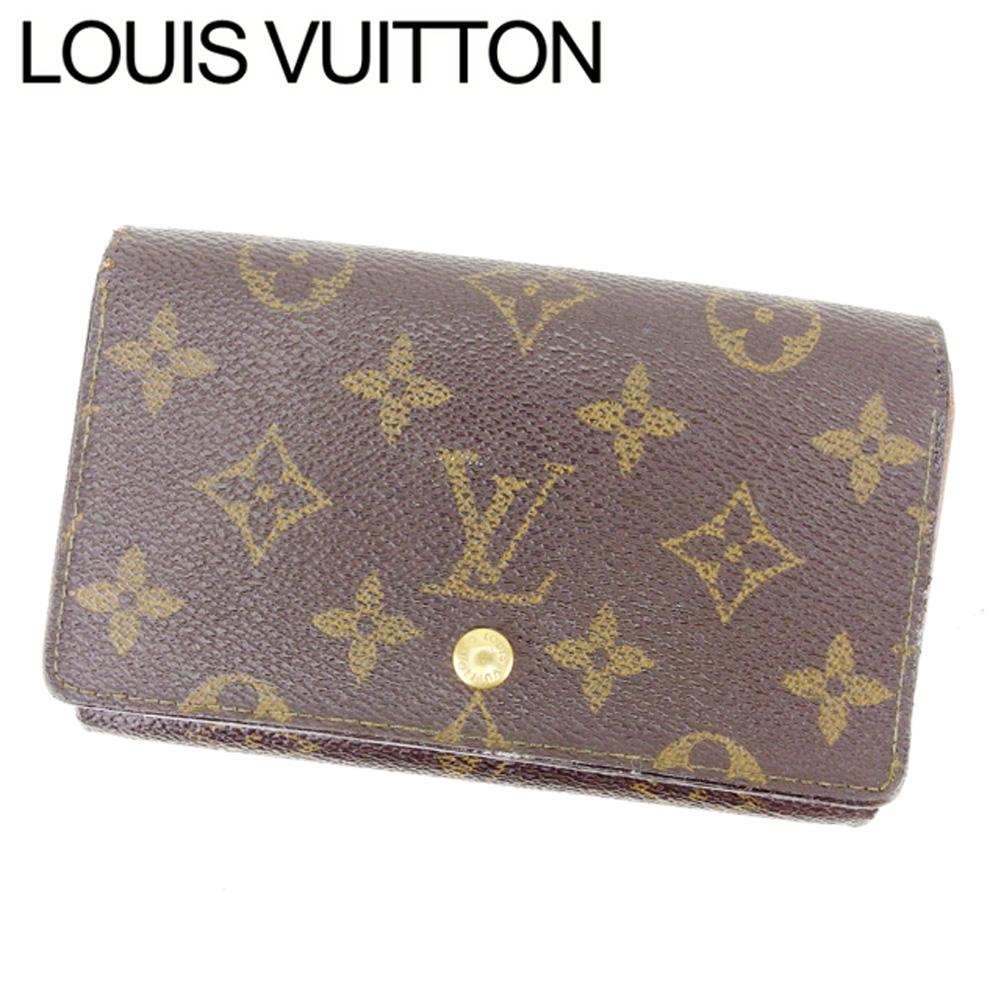 ポルトフォイユ 2つ折り マルコ Louis Vuitton ダミエ 財布□1E コンパクト ヴィトン■N61675
