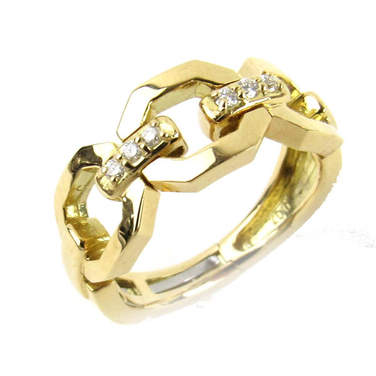 9cd5e2fa98ce ... ダイヤモンド リング 指輪 ノーブランドジュエリー レディース K18YG (750) イエローゴールドxダイヤモンド | | JEWELRY  BRANDOFF ブランドオフ アクセサリー
