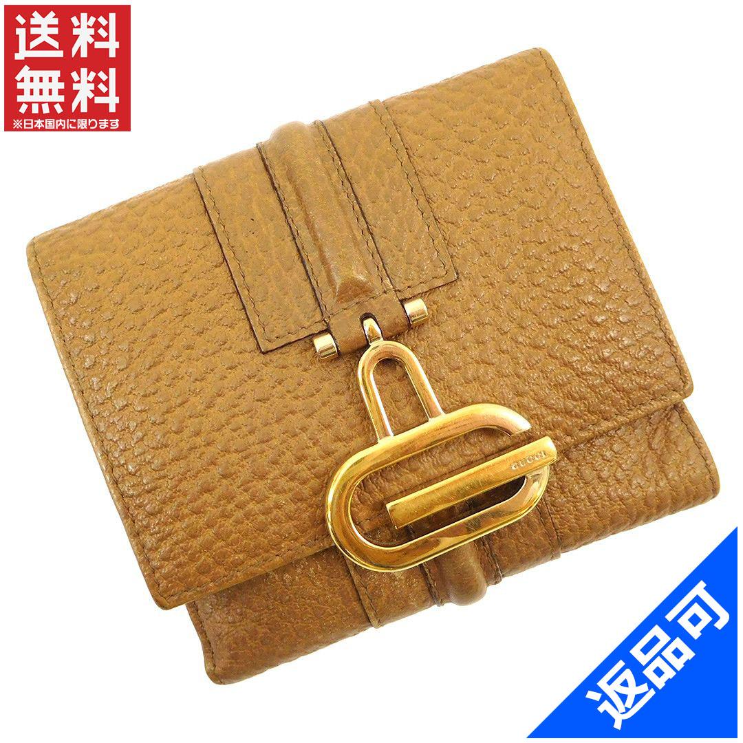 bc18d839e6de 商品タイトル グッチ GUCCI 二つ折り財布 ゴールド金具 ライトブラウン レザー 即納 【】 X14723 状態コメント 角スレ キズ 汚れ  などの一般的使用感があります。