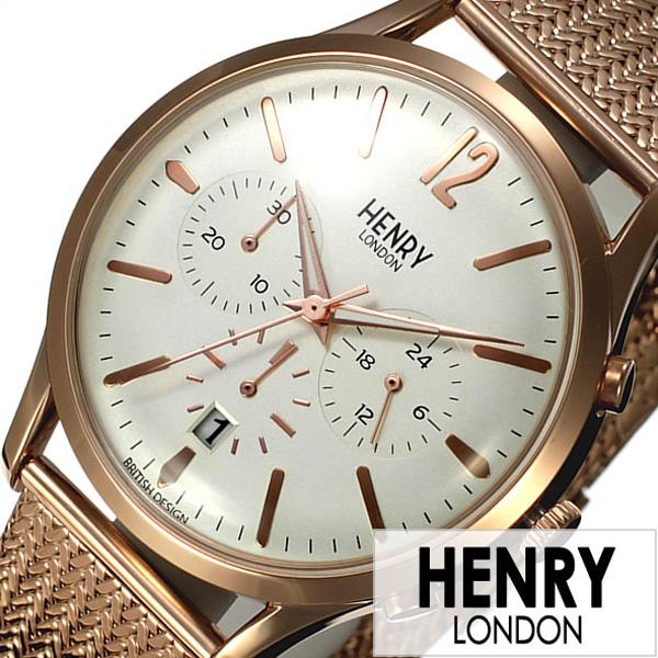 b2a429f7ae2e4c 次回使える1,000円クーポンGET! ヘンリーロンドン腕時計HENRYLONDON時計HENRYLONDON ...