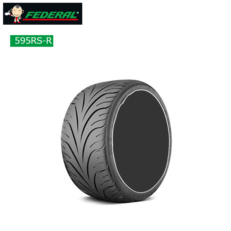 Federal 595 RS-PRO 205//50ZR15 89W XL