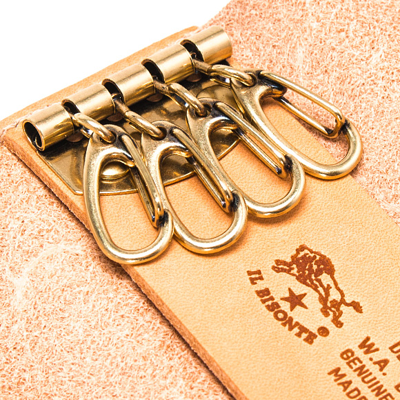 干���9c%�.�9il�.�_irubizonte il bisonte钥匙包key holder&key case c0799 p[全9色]
