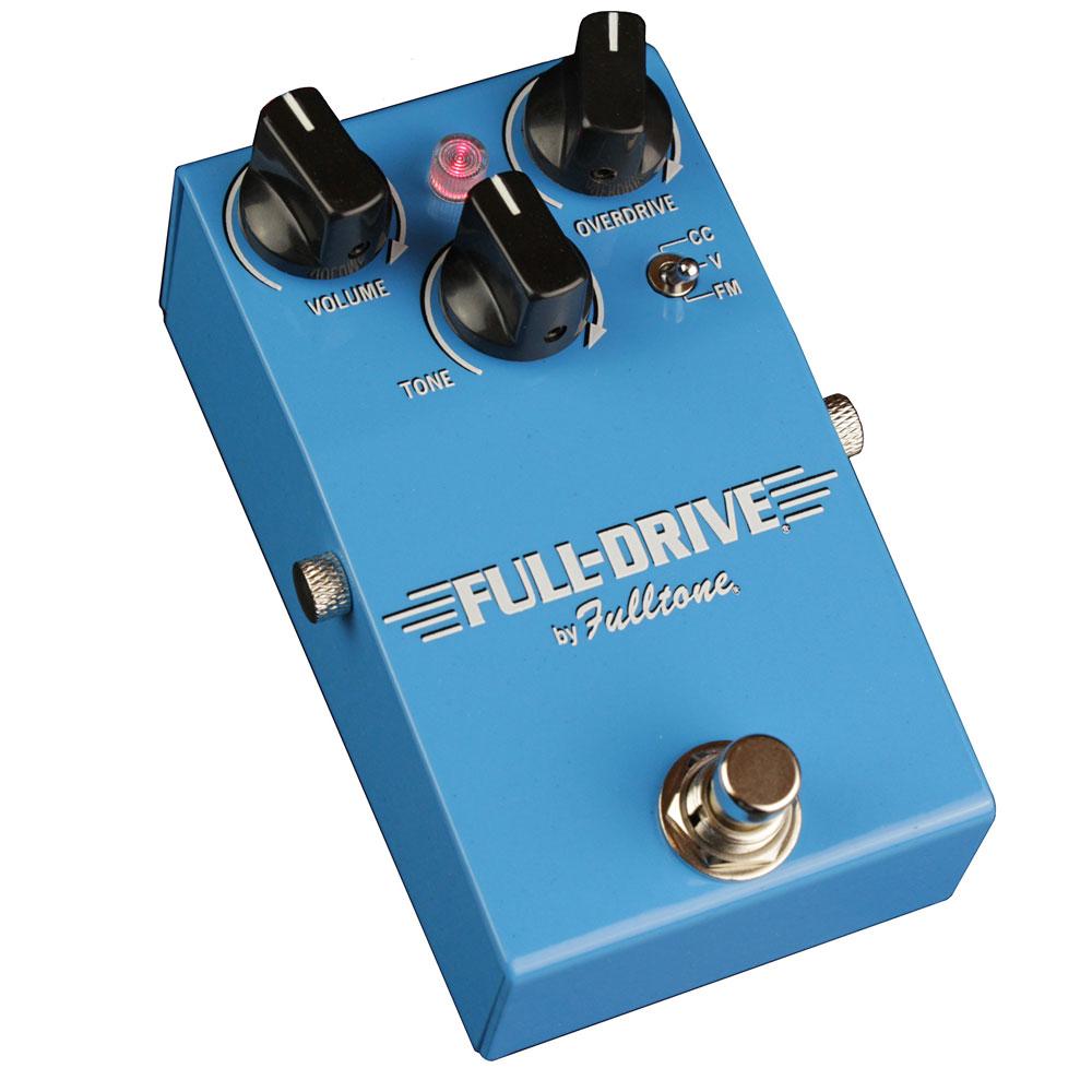 fulltone full-drive 1 overdrive吉他效应器