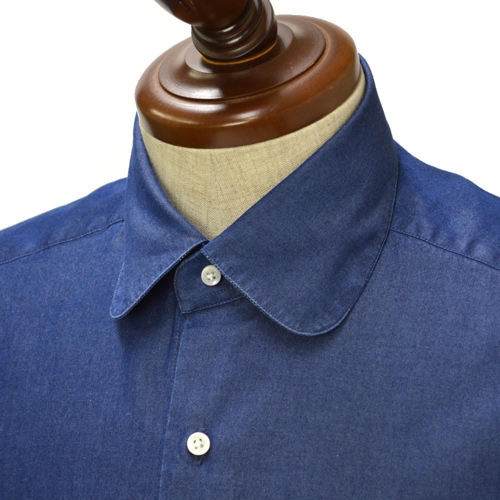 292b26b8694b3 BARBA バルバ ドレスシャツ ROUND ブランド I1U59RPZ0998U コットン ...