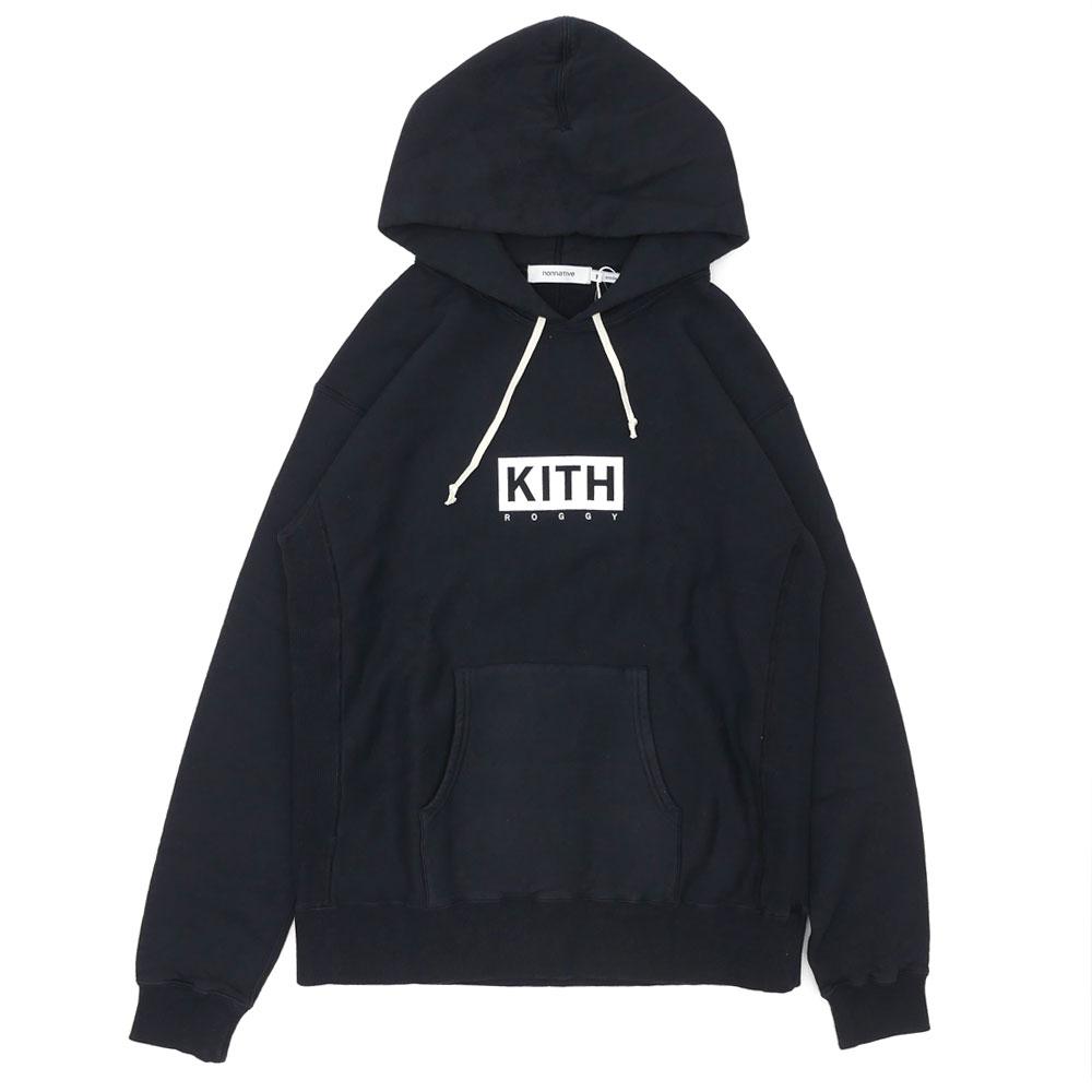 x 外来 (非本地) x 骨肉纽约 (纽约城-吻) 211-000444-041 黑色连帽衫