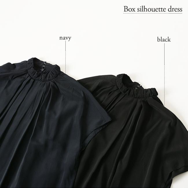 2018春天夏天新作品whyto白盒子轮廓标准色连衫裙,wht18hop1#0228