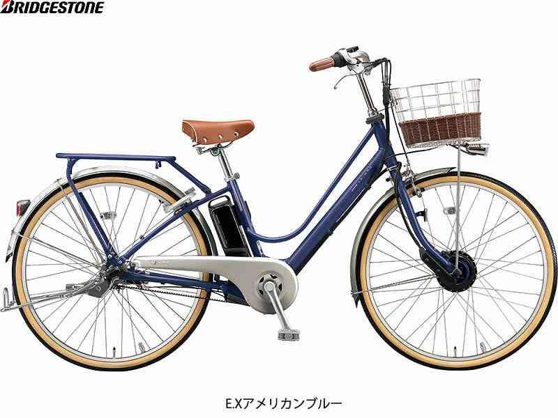 ブリヂストン 電動 自転車