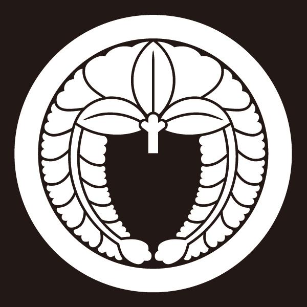 橡皮章素材家徽