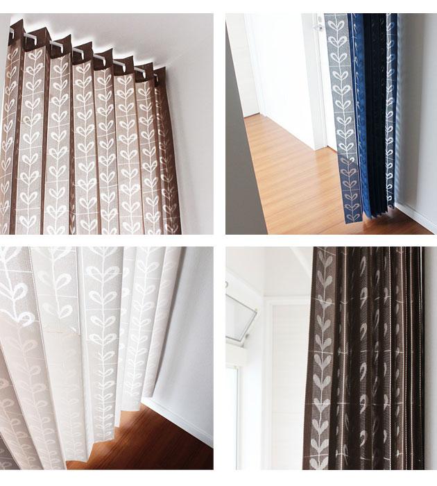 Accordion curtains 2