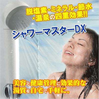 シャワーマスターDX ビタミン【送料無料 天然酢】【メーカー直送】 薬局