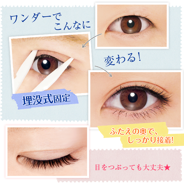 Eye makeup tape