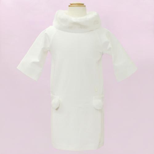 finest selection 840e4 5f617 クリスチャン ディオール Christian Dior 七分袖 子供ドレス ...