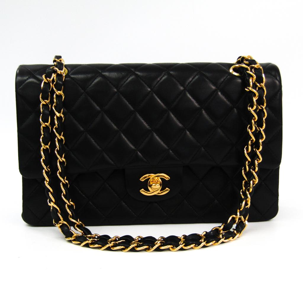buy online cda22 cb0f1 シャネル(Chanel) マトラッセ ダブルフラップ·ダブルチェーン ...