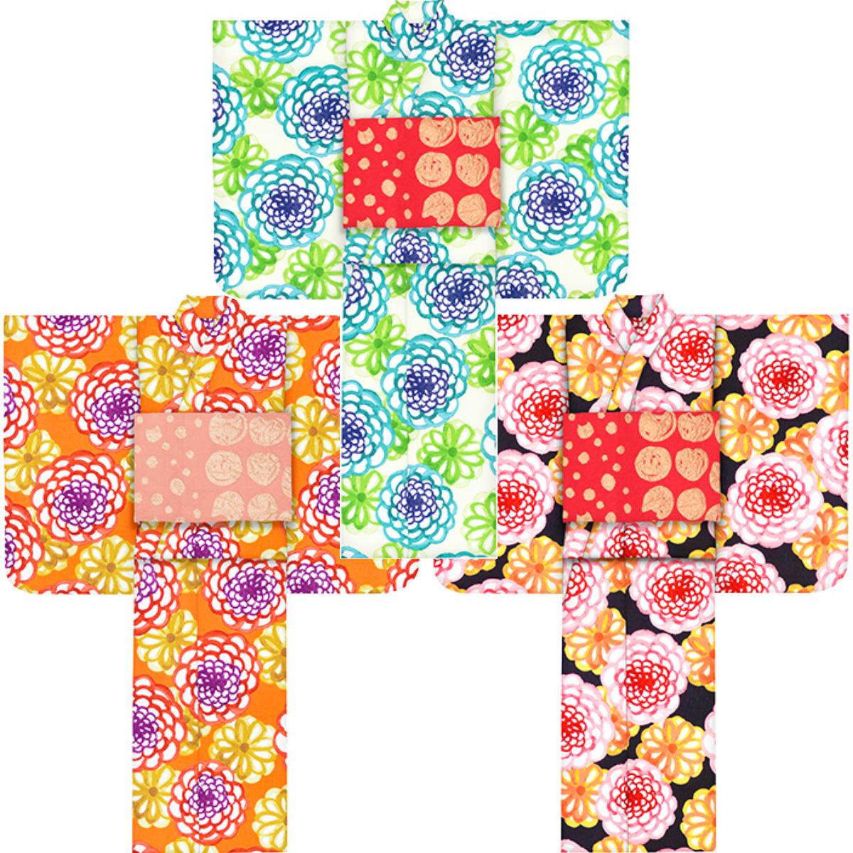 2266a1be803cf 子供浴衣 ツモリ フードセット チサト tsumori chisato kids yukata 和装 ...