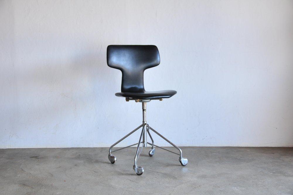 雅各布森 t 主席弗里茨汉森 3103 雅各布森弗里茨汉森丹麦椅子