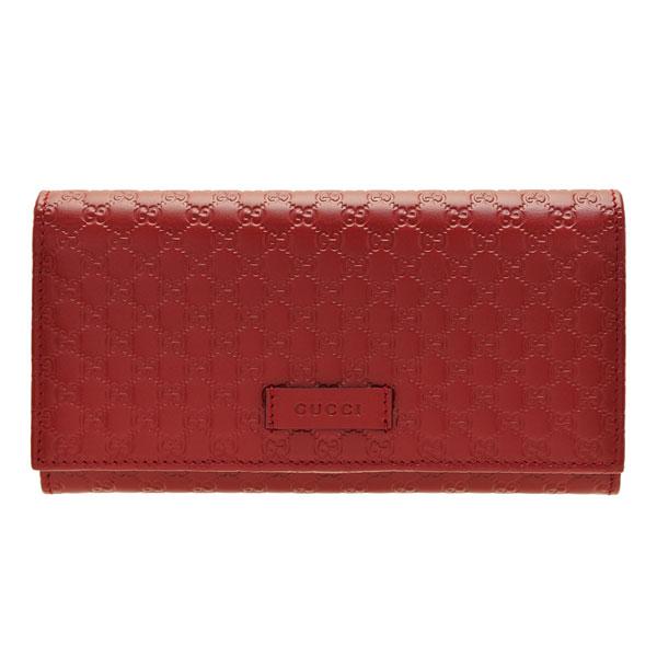 dbaad9f9cd96 グッチ/GUCCI [ サイフ ] 財布 フロントのブランドロゴがさりげなくシンプルなデザインがお洒落な二つ折り長財布です。洗練されたデザインが上品で高級感あり、男女  ...