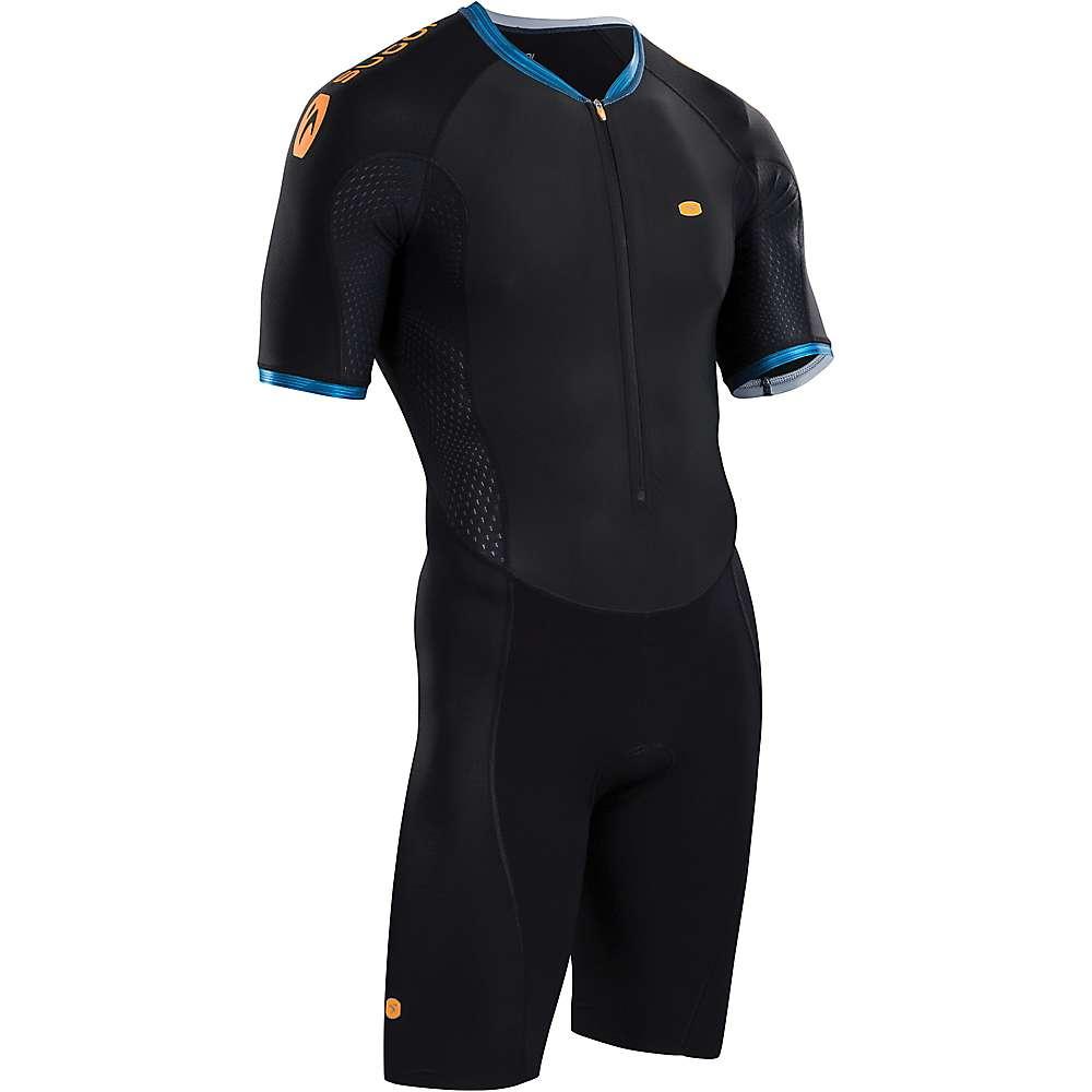 スゴイ メンズ サイクリング お買い得 ウェア【Sugoi お歳暮 RS Tri Speedsuit】Baltic Blue:フェルマート