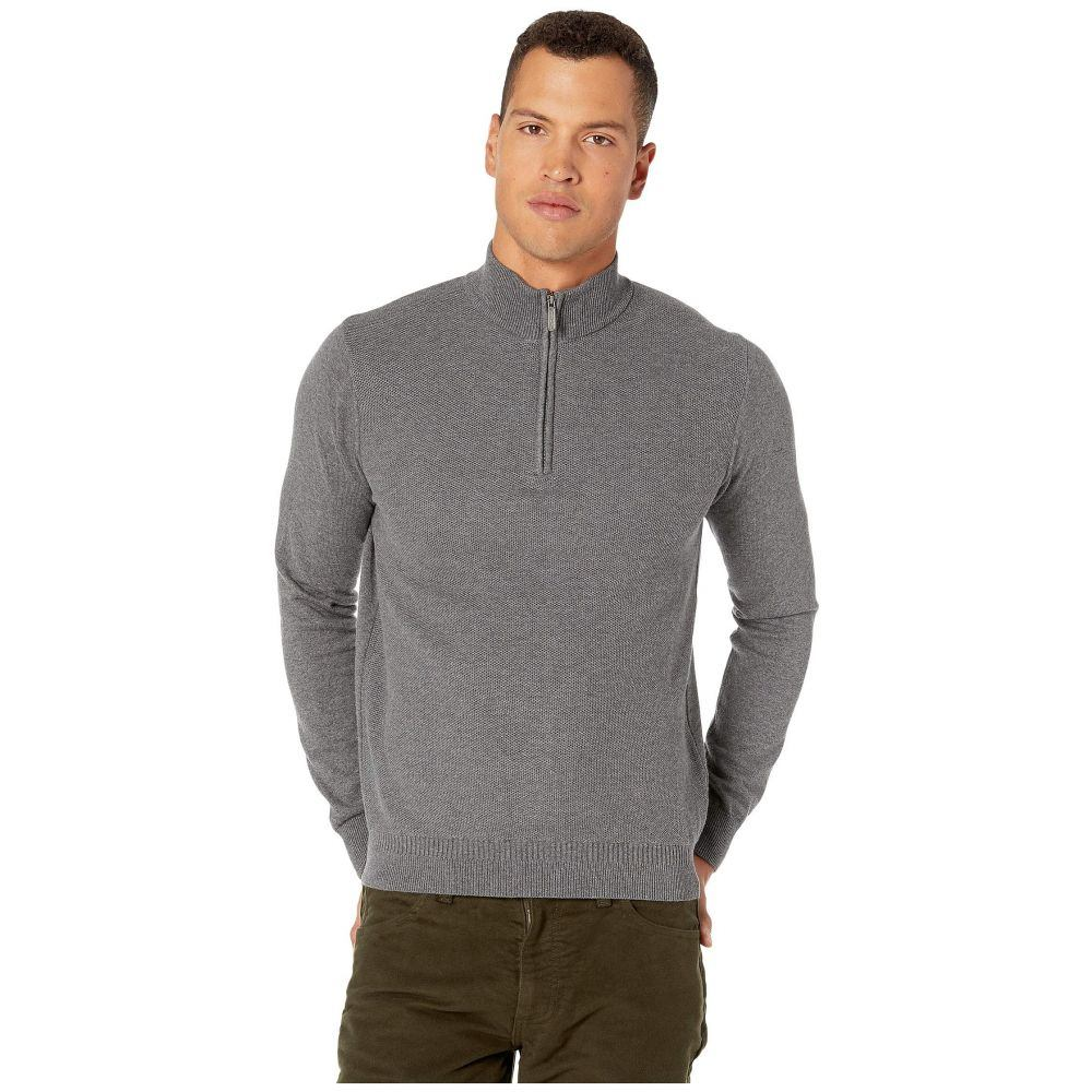 Ben Sherman Mens 1//4 Zip Sweater Pullover Sweater