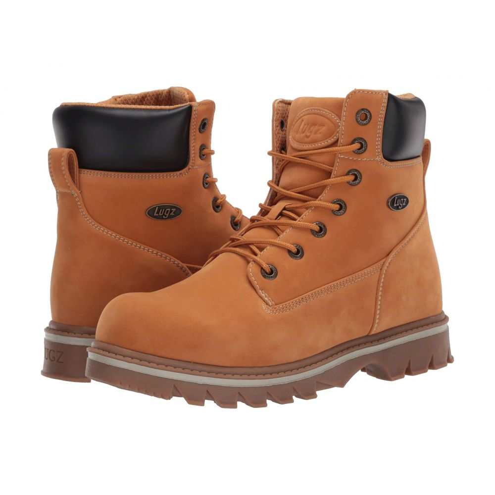 Black Lugz Court Classic Boots Casual   Boots Mens