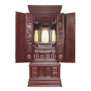 おしゃれ で モダン な 仏壇 仏具 の 通販 ふた き や お 位牌 も セット で