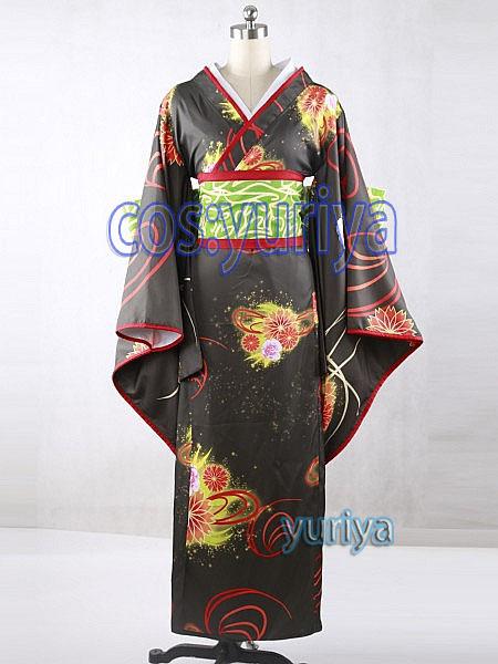 LOST SONG Rosuto Songu リン Rin Cosplay Dress Costume Clothing Custom-made Sa