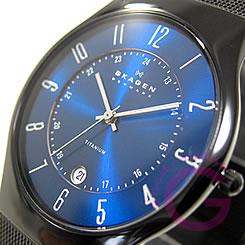 e0cb2a0c7a SKAGEN(スカーゲン) T233XLTMN ウルトラスリム チタン メッシュ メンズウォッチ 腕時計 【無料ラッピング・弊社1年保証】  780335 5403f6c